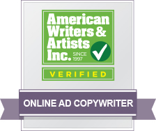 American Writers & Artists Inc. Verified - Online Ad Copywriter