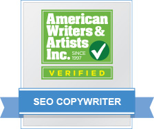 American Writers & Artists Inc. Verified - SEO Copywriter